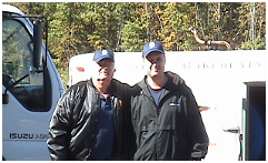 Team Members of Ellis Family Carpet & Duct Cleaning