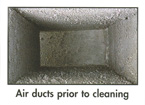 Before Ellis Carpet Duct Cleaning - Contact us in Avon Lake, Ohio, for carpet and upholstery cleaning.